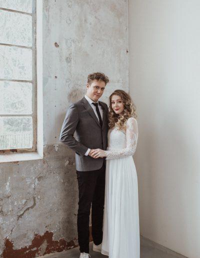 Janneke De Kler - Janneke volgt de liefde: Shoot Fabriek Zuidermeer